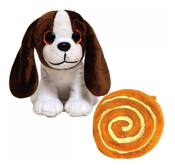 Peluche Reversible Con Aroma Sweet Pups Shine Babymovil