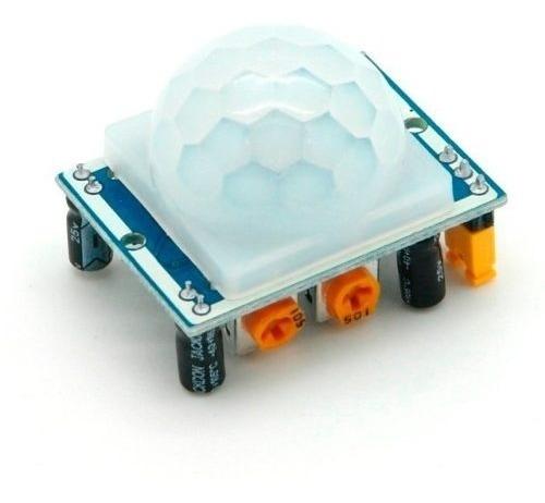 Sensor Movimiento Hc Sr501 Pir Infrarrojo Arduino Motion