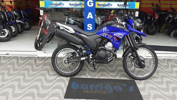 Yamaha Lander 250 Abs 2020 Azul Garantia Fábrica