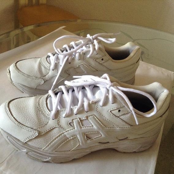 Zapatos Deportivos Blancos Escolar