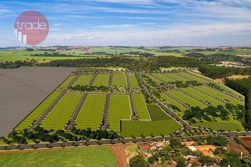 Terreno À Venda, 583 M² Por R$ 339.000,00 - Recreio Anhangüera - Ribeirão Preto/sp - Te1533