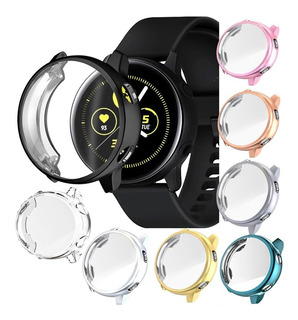Case Protector Tpu Colors Mica Galaxy Watch Active Generico