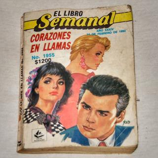 El Libro Semanal, Corazones En Llamas.