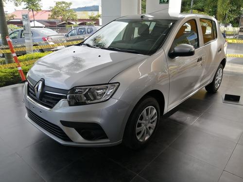Imagen 1 de 11 de Renault Sandero Life 2022