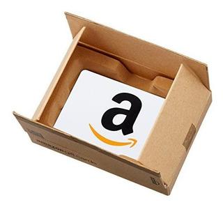 Tarjeta De Regalo Amazoncom En Una Caja De Envio Mini Amazon
