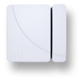 Sensor Magnético Sem Fio Jfl Shc Fit 433mhz Desing Slim Fino