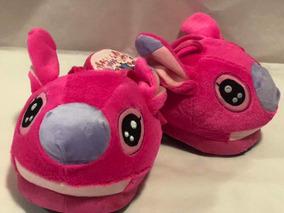 7cdfb62af Pantuflas Para Mujer Stitch en Mercado Libre México