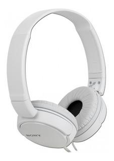 Auricular Vincha Sony Blanco Mdr-zx110wcuc