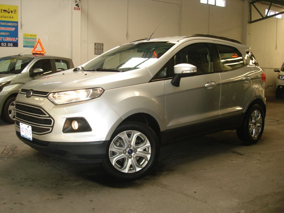 Ford Ecosport Trend Automática A/ac Ra16 Bluetooth Sync