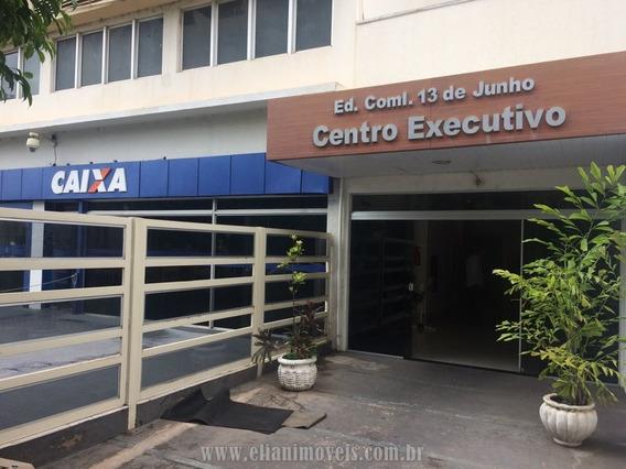 Sala Comercial De 87m² No Centro-sul - Cuiabá/mt Por R$ 250.000 - Óti - 00710