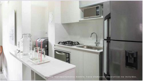Imagen 1 de 12 de Apartamento Sabaneta 56 M2 - Inversión Vivienda Vis (cesión)