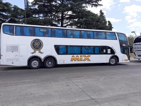 Doble Piso Mix De 60 - Scania K380 Mod.2012 Excelente.!.