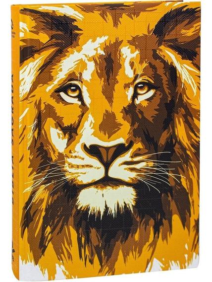 Bíblia Sagrada Leão Dourado - Nova Almeida Atualizada