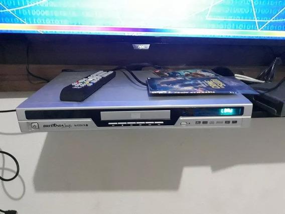 Dvd Player Britania Imagem Matrix