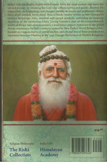 Loving Ganesa Hinduim