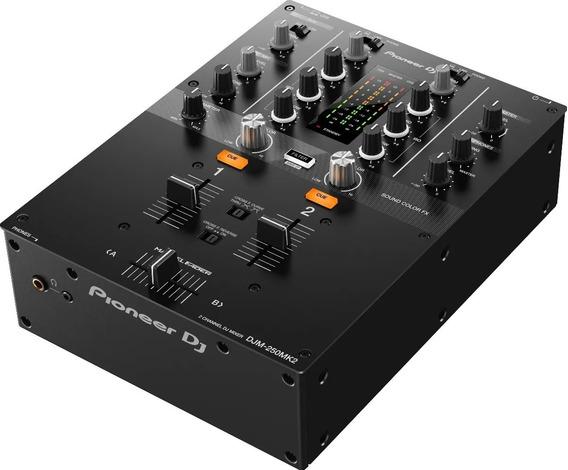 Mixer Djm 250 Mk2 Pioneer Na Caixa