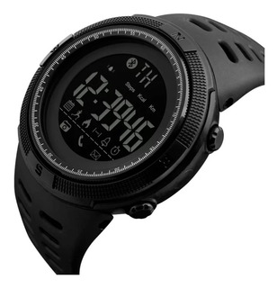 Relogio Skmei Bluetooth 1250 Inteligente Smartwatch Pedomtro