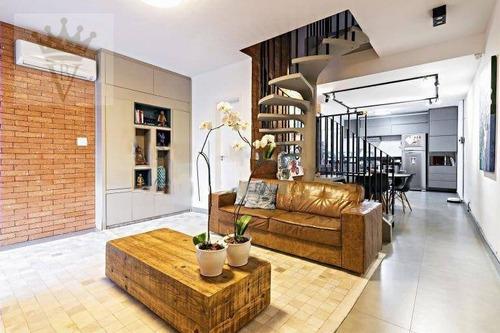 Casa Com 3 Dormitórios À Venda, 190 M² Por R$ 1.050.000,00 - Paraíso Do Morumbi - São Paulo/sp - Ca0527