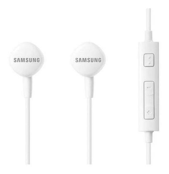 Fone De Ouvido Com Microfone Estéreo Samsung Hs1303 Branco