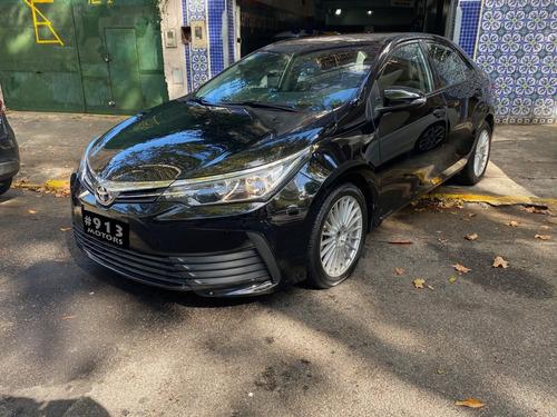 Toyota Corola 1.8 Xli At. ( C/gnc Ex Taxi -excelente Estado)