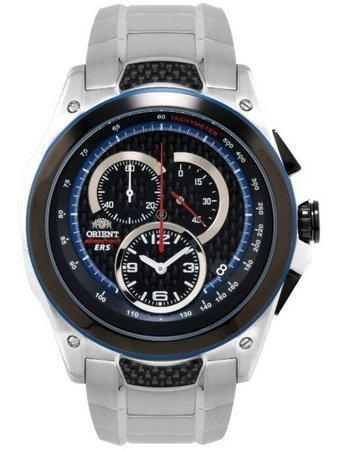 Relógio Orient Kt00002b Speed Tech Vidro De Safira
