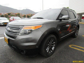 Ford Explorer At 3500cc 4x4 Limited