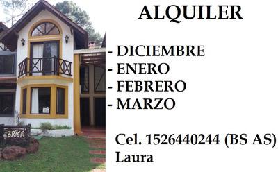 Solanas Punta Del Este / 8 Personas Casa Brisa