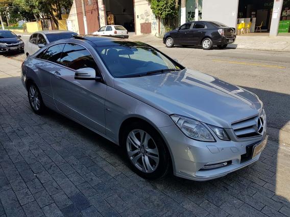 Mercedes-benz E 350 Ano 2012 3.5 Coupe V6 Oportunidade