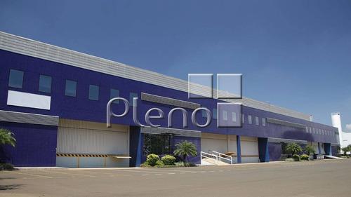 Galpão Para Aluguel Em Techno Park - Ga007953