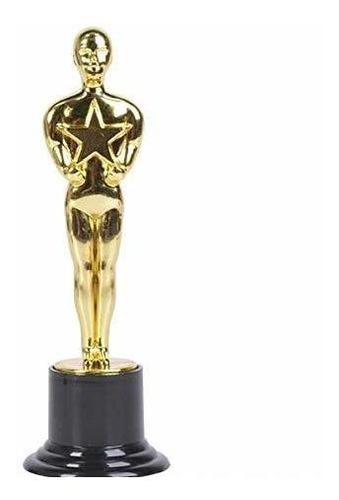 Pelicula Premio Color Dorado Estatua De Plastico Para Pelr