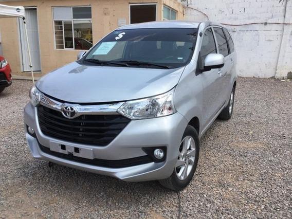 Toyota Avanza Xle Aut 1.5l 2017 7 Pasajeros