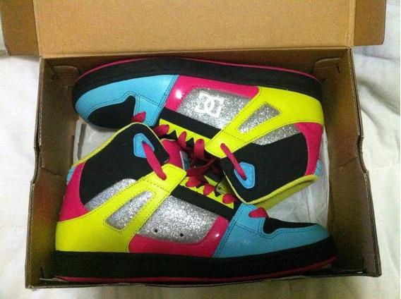 Zapatos Dc Shoes Dama