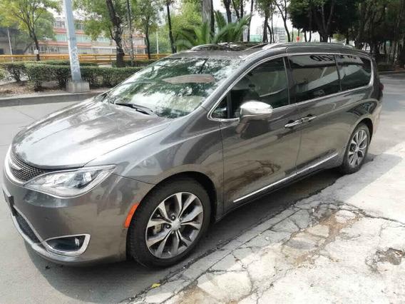 Chrysler Pacifica 2017 5p Limited L6/3.6 Aut