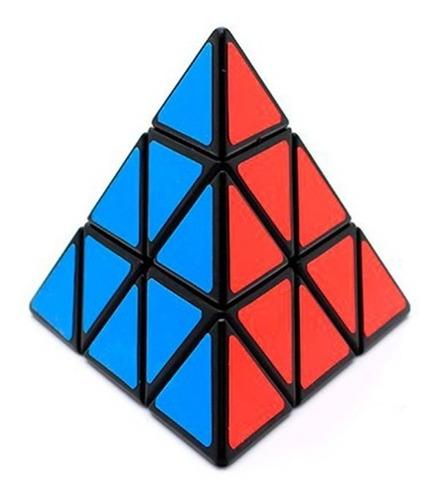 Cubo Magico Piramide Shengshou Pyraminx Rubik Puzzle Pro