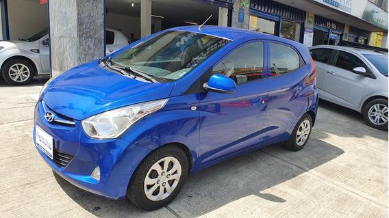 Hyundai Eon Mt Azul 2015