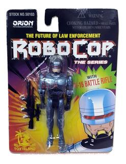 Robocop Muñeco Articulado Original 10 Cm De Altura Orion