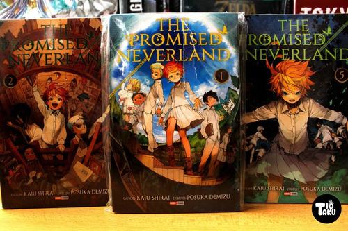 Imagen 1 de 1 de Manga The Promised Neverland Tomo 1  Panini Manga Mx