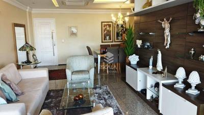 Apartamento Com 4 Quartos À Venda, 148 M², 3 Vagas, Móveis Projetados - Aldeota - Fortaleza/ce - Ap1645