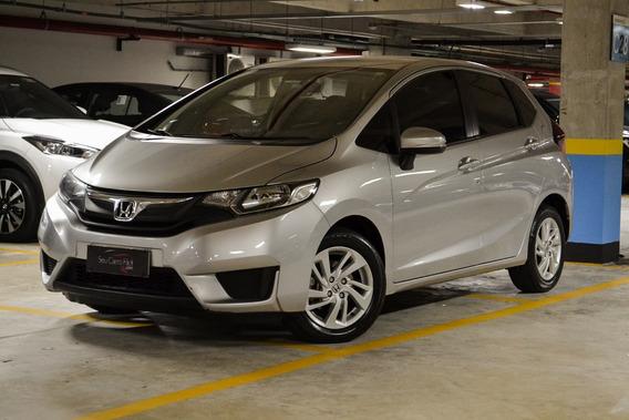 Honda Fit Lx 1.5 Aut - Único Dono - Impecável - 2015