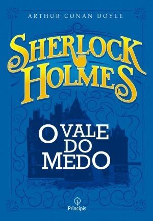 Livro Sherlock Holmes - O Vale Do Medo