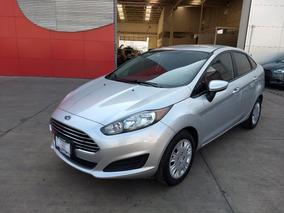 Ford Fiesta S 2016 Aut Sedan Crédito Agencia Facturamos
