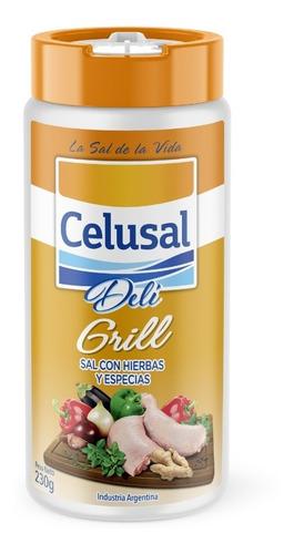 Sal Con Hierbas Celusal Deli Grill Hierbas Y Especias
