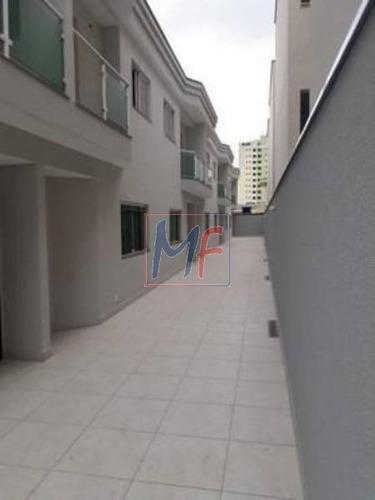 Imagem 1 de 30 de Ref  12.697 Excelente Sobrado Em Cond. Fechado Na  Vila Aricanduva Localizado A  200 Metros  Metrô Penha, 3 Dorm (1 Suíte), 2 Vagas, 73 M² - 12697