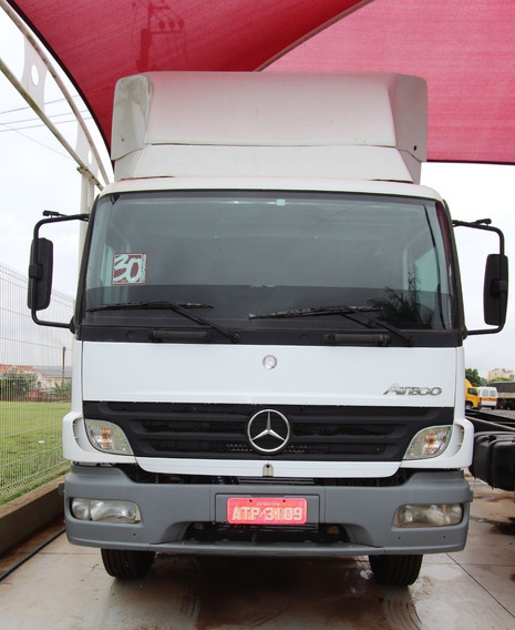 Mercedes-benz 1518 - 2008/09 - 4x2 I Revisado (atp 3109)