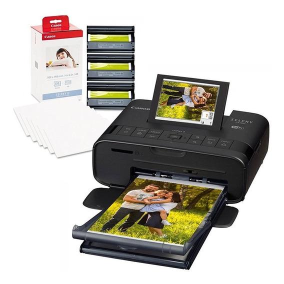 Impressora Canon Selphy Cp1300 Wifi Portátil C/ 108 Papéis