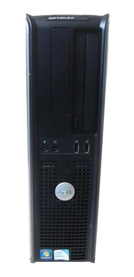 Computador Dell Optiplex 360 8gb Ddr2 120gb Ssd - Semi Novo