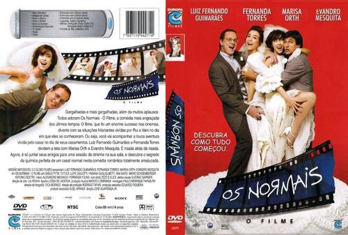 Os Normais 1 E 2 Dvds Originais Lacrados