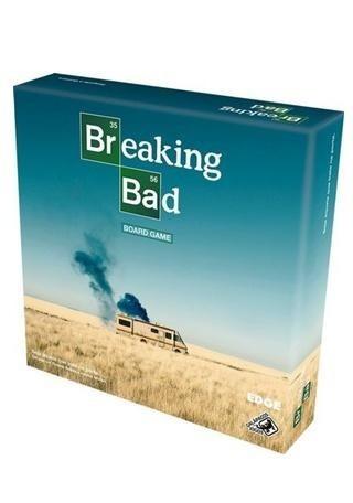Board Game Breaking Bad - Lançamento Games Series Jogos