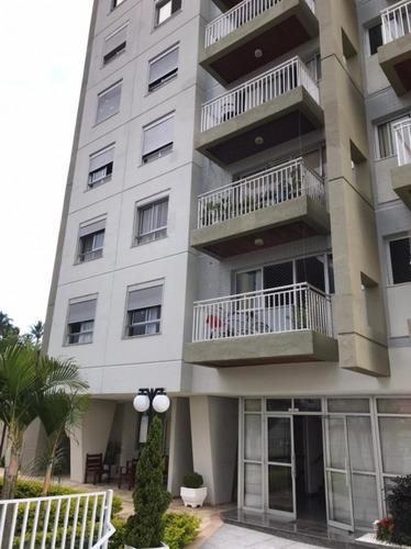 Imagem 1 de 21 de Apartamento A Venda Em Mogi Das Cruzes - 723