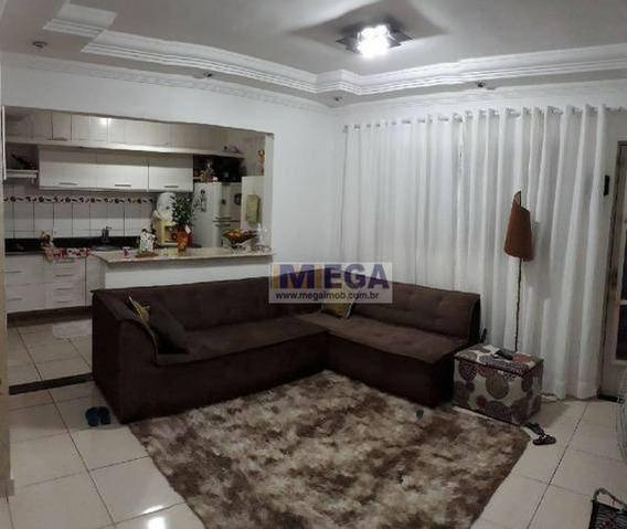 Casa Com 2 Dormitórios À Venda, 67 M² Por R$ 344.500 - Parque Yolanda (nova Veneza) - Sumaré/sp - Ca1282